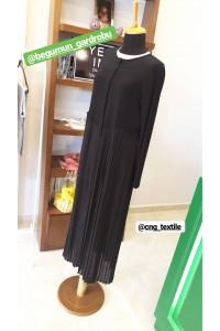 6310 CNG Tekstil Kap Siyah