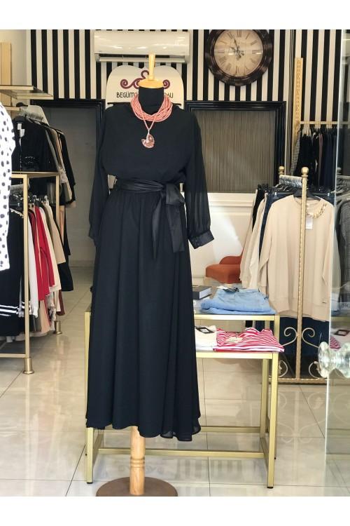 Moltitipi Black Swan Elbise