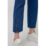 21S1X050 Touche Prive Paçası Fermuarlı Kot Pantolon Denim