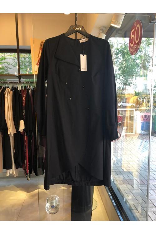 54041 Tuen Tunik Siyah